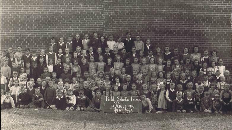 szkoła w Kiełpinie