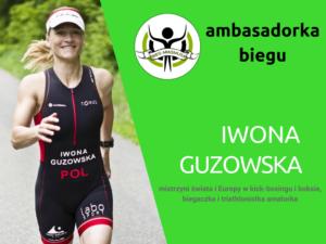 ambasadorka biegu IG