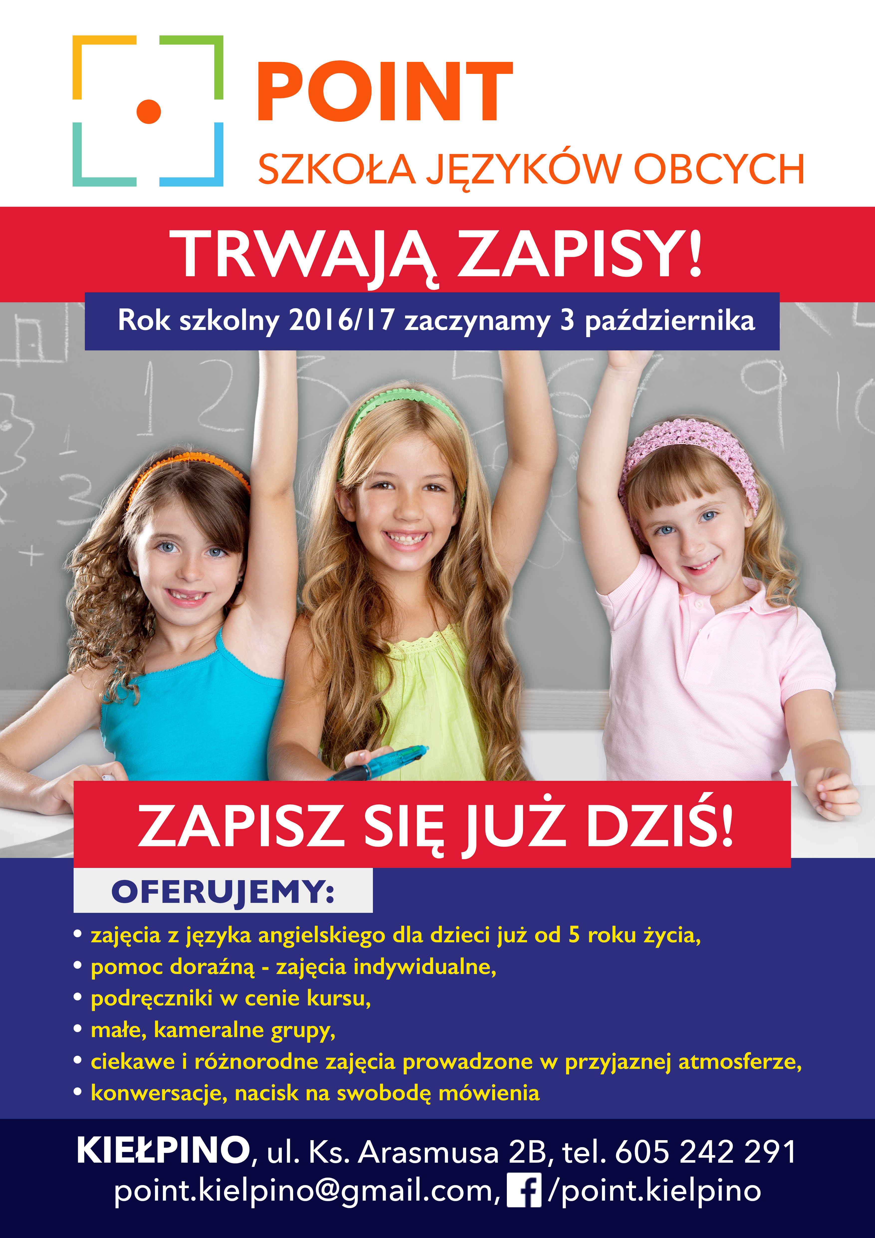 Nowa Szkoła Języków W Kiełpinie Kielpinoeu